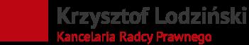 Kancelaria Radcy Prawnego - Krzysztof Lodziński